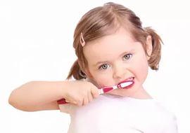 Чистка зубов шаг за шагом
